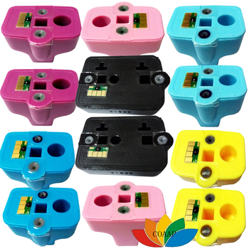 12 Compatible HP 02 High-Yield Ink Cartridges for hp PhotoSmart C6180 C6280 C8250 3110 3210 8250 8253 C5100 D7280 D7345 D7355