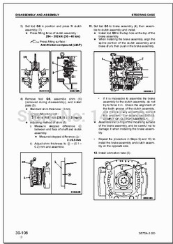 Hyster Class 3 Electric Motor Hand Trucks Repair Manuals 2013 (HTML+PDF)