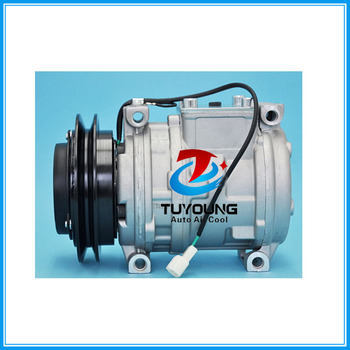 10PA15C auto air conditioning compressor for Fendt Renault Agri agricultural machinery 7700038094 199552020100 78361 78315