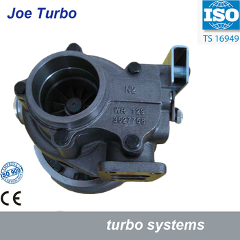 HX35W 4050267 4050268 turbo pripūtimo dėl Cummins 6BT 5.9 L